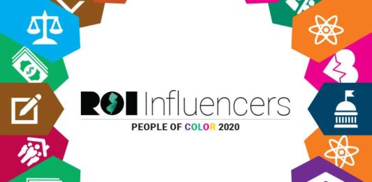 ROI-NJ presents our ROI Influencers: People of Color 2020 list