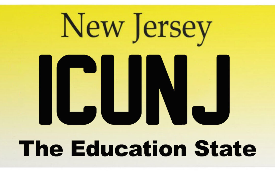 """New Jersey is """"The Education State"""" – – With Plentiful and Beautiful Gardens!"""